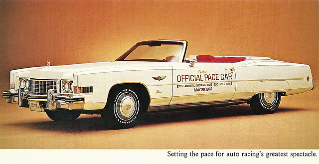1973 Pace Car